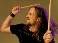 drummer Mike Wengren of Disturbed