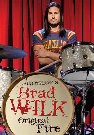 Audioslave's Brad Wilk: Original Fire