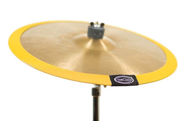 14 inch Gold Cymbomute Cymbal Mutes