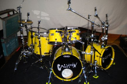 Will Calhoun Is Getting a New Kit and One Lucky Winner is Getting His Old One!