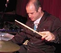 Drummer Ben Perowsky