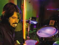 Dave Grohl on Modern Drummer.com