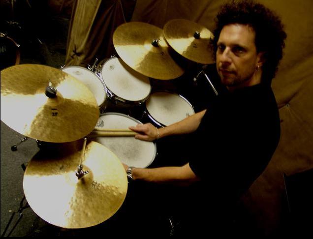 Drummer Ian Froman