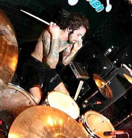 Tyler Mahurin of A Static Lullaby