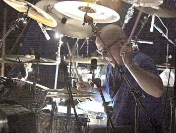 Pat McDonald of The Charlie Daniels Band