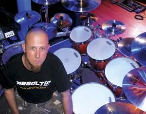 Ryan Van Poederooyen : Modern Drummer