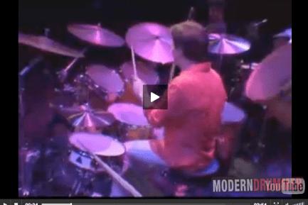 Gary Husband : Modern Drummer