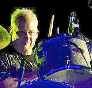 Drummer Ben Smith of Heart