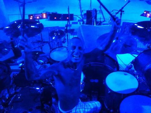 Frank Zummo of Street Drum Corps : Modern Drummer