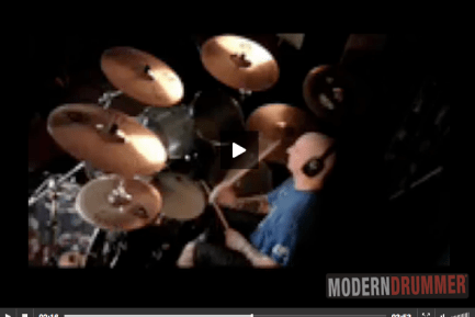 """Dave Witte : """"A Party To The Unsound Method"""" by Burnt By The Sun Video"""