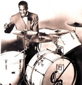"""""""Papa"""" Jo Jones : Modern Drummer"""