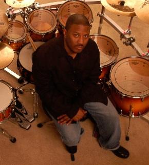 Drummer Gordon Campbell