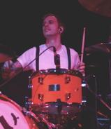 Social Code drummer Ben Shillabeer