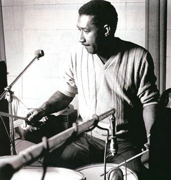 drummer Al Jackson Jr.