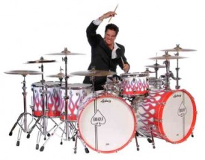 Steve Moore: aka Drummer At The Wrong Gig