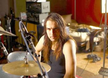 Ryan O'Keefe of Airbourne : Modern Drummer