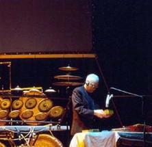 Andrea Centazzo : Modern Drummer
