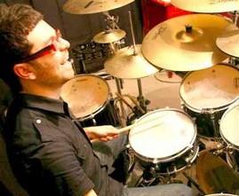 Andrea Vadrucci : Modern Drummer