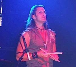 Joey Cassata of ZO2 : Modern Drummer