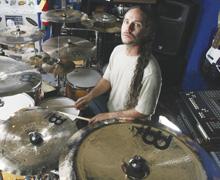 Derek Roddy : Blast Beat Master : Modern Drummer Magazine