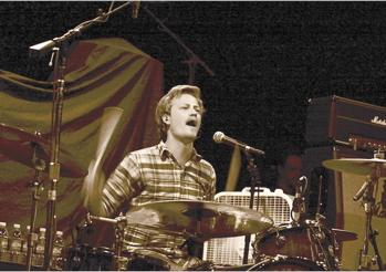Ben Tileston of TAB The Band Modern Drummer Drummer Blog