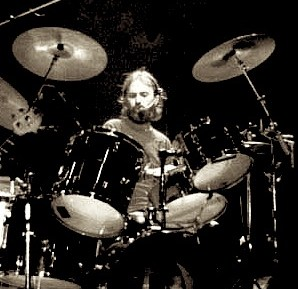 Keith Knudsen Of The Doobie Brothers in Modern Drummer