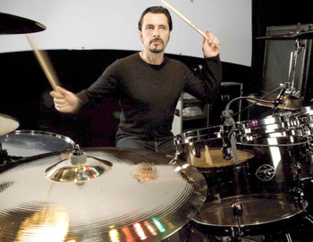 John Tempesta of The Cult on Modern Drummer Drummer Blogs