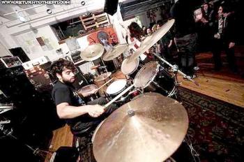 Umar Fahim of The Binary Code for Modern Drummer Drummer Blog