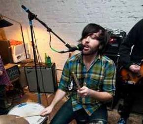 Aaron Wood of the Howlies Modern Drummer Drummer Blog
