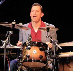 Daniel Glass on Modern Drummer.com