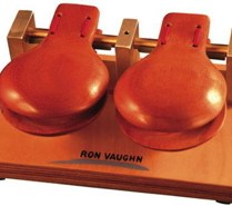 Ron Vaughn Percussion Professional Castanets