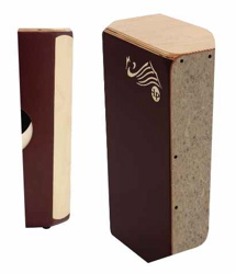 latin percussion kevin ricard cajon