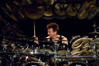 Terry Bozzio on Modern Drummer
