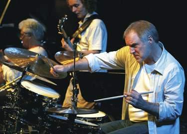 Paul Wertico in Modern Drummer Magazine March 2010