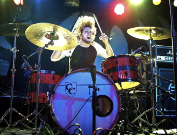 Blake Allison of Egypt Central for Modern Drummer Drummer Blogs