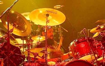 Mark Garza of the Famine Modern Drummer Drummer Blog