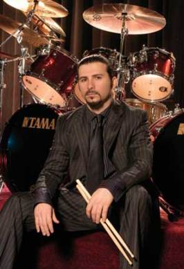 Drummer John Dolmayan of System Of A Down