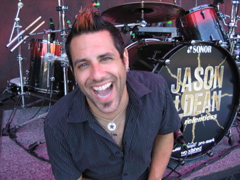 Rich Redmond with Jason Aldean Modern Drummer Drummer Blog
