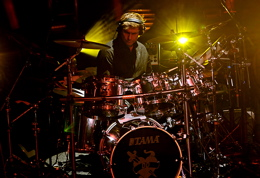 Drummer Roger Taylor