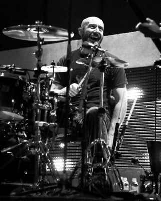 Justin Foley : Killswitch Engage : Modern Drummer