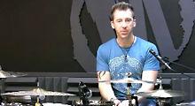 Modern Drummer Mike Johnston