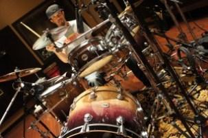 """Drummer Bryan """"Brain"""" Mantia"""