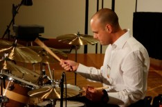 Drummer Steve Fidyk