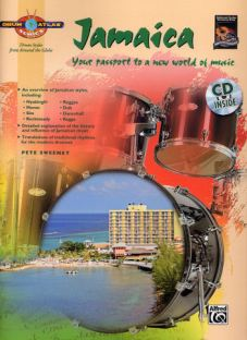 Online Review Drum Atlas Series Jamaica Book