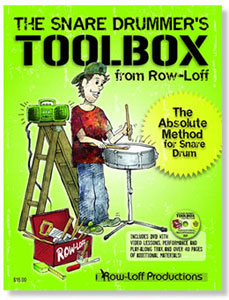 Online Review The Snare Drummer's Toolbox Book