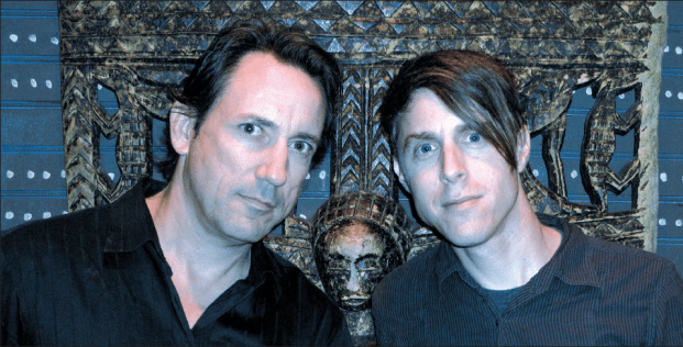 Jimmy Chamberlin and William Mohler