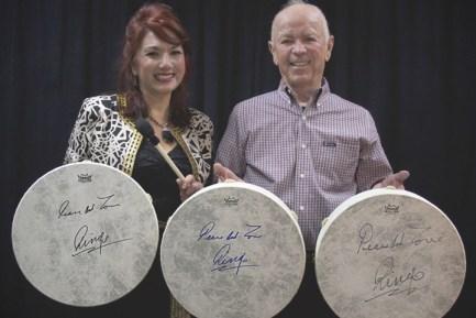 Remo Helen Ringo Drums