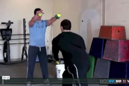 Health & Science: Drum Aerobics, Part 1 (VIDEO)