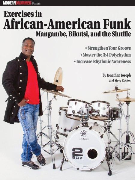 Modern Drummer Presents: Exercises in African-American Funk