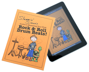 Slammin' Simon's Guide to Mastering Your First Rock & Roll Drum Beats